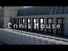 Ennis House (Los Angeles) 3D Tour. Frank Lloyd Wright. 3D Animation. - YouTube