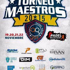 Torneo Maestros 2016 Patrocinadores