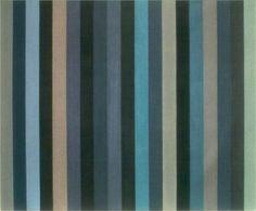 Moroccan Midnight - Gene Davis 1984