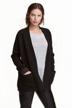 Fine-knit cardigan | H&M