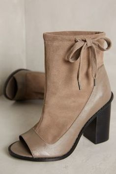 I love these Kelsi Dagger Bowie Booties #anthrofave