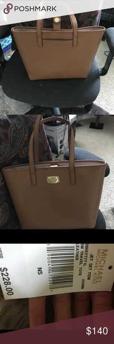 Micheal  Kors purse never been used still has tags Micheal Kors purse never been used, large Tote MICHAEL Michael Kors Bags Totes