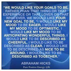Abraham Hicks - Together