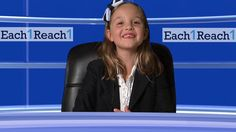 Meet Hannah, Family First School Programs News Anchor, reporting live on our #each1reach1 campaign: 1 Child | 1 School| 1 Community. Find out how you can #makeadifference