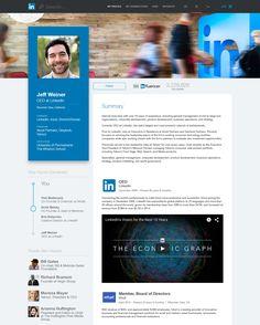 Linkedin: A Redesign Concept