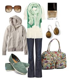 """""""winter"""" by htotheb ❤ liked on Polyvore featuring Big Buddha, Uniqlo, Levi's Made & Crafted, TOMS, SuperTrash, Armand Diradourian, Gucci, Modström, Butter London and floral print"""