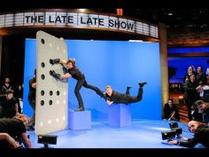 Watch Tom Cruise Recreate His Most Memorable Scenes With James Corden  video link below..... James Corden enrolled the assistance of Tom Cruise amid the previous evening's The Late Show with James Corden to serve up some genuine chuckles and recollections from a portion of the on-screen character's most popular parts throughout the years.   Journey and Corden even played out a synchronized bartending move from that remarkable scene in Cocktail in 1998.   And taking all things into account…