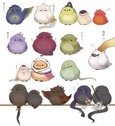 Touken Ranbu, Anime Boys, Chibi Food, Kurotsuki, Anime Animals, Cute Chibi, Manga, Nikkari Aoe, Haikyuu