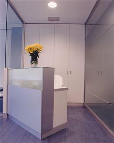 Clinic - interior design