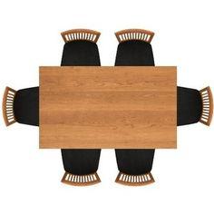 Copeland Furniture Sarah Rectangular Tables