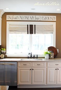 Kitchen sign by Dear Lillie