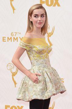 Kiernan Shipka - Emmy 2015