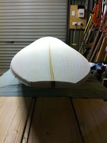 Wooden Surfboard, Diy Boat, Sanding Block, Paddle Boarding, Building, Surf Board, Buildings, Stand Up Paddling, Construction