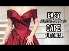 Corset Sewing Pattern, Bodice Pattern, Dress Sewing Patterns, Collar Pattern, Fancy Wedding Dresses, Cape Pattern, Stitching Dresses, Blouse Neck Designs, Designs For Dresses
