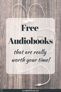 The Ultimate Guide to Free Audiobooks - Everybody loves free stuff, they say. But you wouldn't watch an awful just because it's free. Audio Books For Kids, Books To Read, My Books, Best Audiobooks, Long Books, Romance Authors, Free Books, Free Audio Books, Book Recommendations