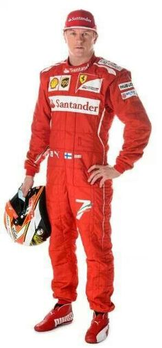 2014 Formula Pilot: Kimi Räikkönen