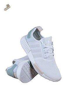 Adidas nmd r2 primeknit scarpe da donna rosa (adidas).