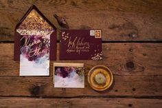 Marsala Wedding Inspiration at the Barrister Winery