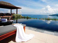 Andara Resort Villas in Phuket, Thailand