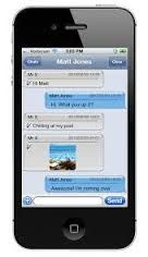 tracking iphone imessages