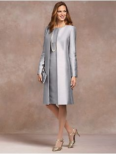 Dresses for G-Ma on Pinterest  Pant Suits Mother Of The Bride ...
