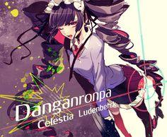 Celestia Ludenberg by 真琴