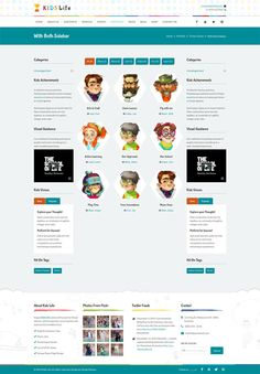 Hand Crafted kindergarten WordPress Theme for Day care, preschool and any children, art, craft, school, nursery, education & training Website.  Power packed with drag and drop page builder, tons of short-codes, all in one theme options panel and covered with best in class support!  Responsive & Retina ready so each and every element of the Theme adapts to modern smart phones and tables.