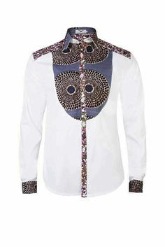 Because we've got the most Stylish Wedding Suit Styles For Nigerian Men which you could choose from the best naija men wedding suits styles of African Shirts For Men, African Dresses Men, African Clothing For Men, African Attire, African Wear, African Inspired Fashion, African Print Fashion, Africa Fashion, African Prints