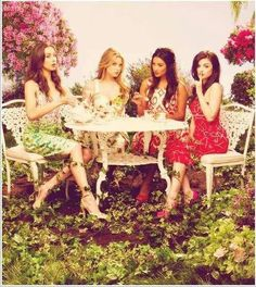 Got a secret. Can you keep it? I'm super excited about the return of PLL tonight.