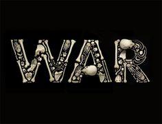 The Bones of War: Haunting Skeleton Photography | Design + Ideas on WU
