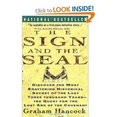 Sign and the Seal: The Quest for the Lost Ark of the Covenant (paperback) 1993    (12)