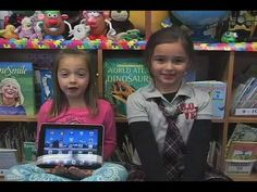 Echo Reading with iPad - Look, Listen, Repeat - great video!
