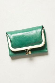 ++ portia leather wallet