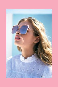 Stop what you're doing: our spring collection just dropped. Mirrored Sunglasses, Sunglasses Women, Primark, Fashion Advice, Fashion Details, Your Style, Women Wear, Celebs, Photoshoot