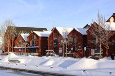 A winter day in Oulu.