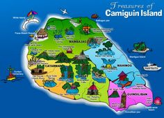 A travel guide to Camiguin island, Philippines