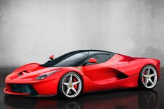 La Ferrari.. be mine!