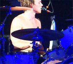 When  i go to the concert in august 2015 ash bitter be shirtless or i will cry