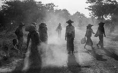 #Roadside #workers #dust #environment #myanmar #laborers #PEOPLE_INFINITY  #18px.photography  #dslrofficial #oficial_photography_hub  #lonelyplanet
