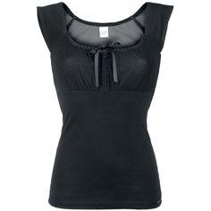 T-Shirt Manches courtes Pussy Deluxe »Evie Shirt« | Dispo chez EMP | Plus de Manches courtes CasualWear sur notre site en ligne ✓ Prix imbattables !