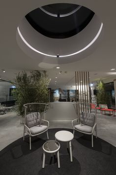 iGuzzini - Lighting innovation for people Interior Lighting, Lighting Design, Innovation, Retail, Windows, Ceiling Lights, Contemporary, Home Decor, Light Design