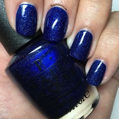 Give Me Space from the OPI Holiday 2015 Starlight Collection…