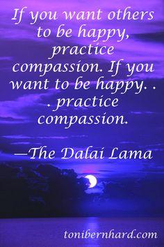 The Dalai Lama on Compassion ...
