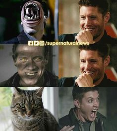 That episode makes me laugh out loud every time!  Love it.   SPN, Supernatural