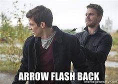 Arrow Flash Back...Why 'Arrow' star Stephen Amell wins at social media