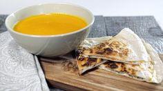 Creamy Carrot Tomato Soup Recipe | The Chew - ABC.com
