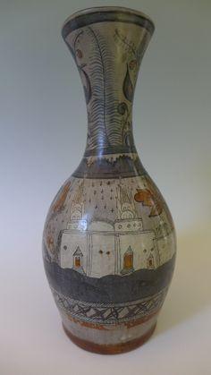 Vintage Amado Galvan water bottle
