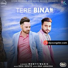 Tere Bina-Monty-Waris Mp3 Download DjYoungster.com