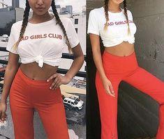 Bad girls club retro tshirt