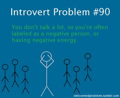 "introvertunites: ""Are you an introvert? You might relate to this page: Introvert Problems Facebook Page """